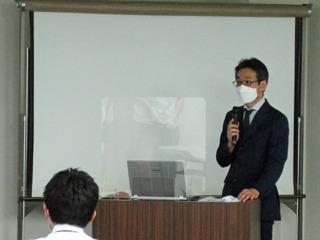 東京歯科保険医協会で講演させて頂きました