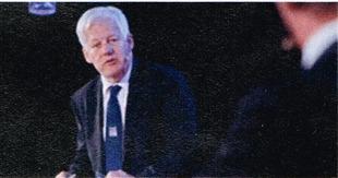 トーマス・アルブレクトン教授