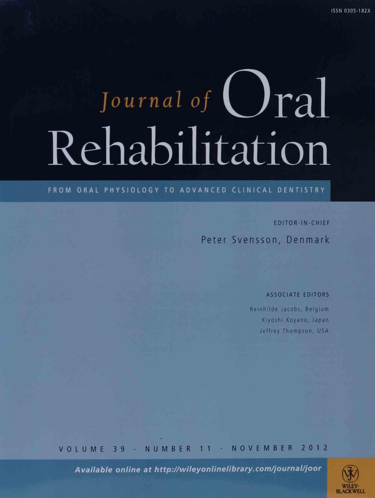 島倉洋造の歯牙移植の海外論文